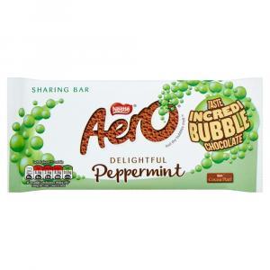Aero Peppermint Block PM £1