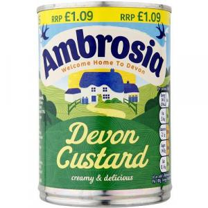 Ambrosia Custard PM £1.09