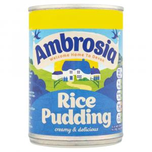 Ambrosia Rice Pudding PM £1.09