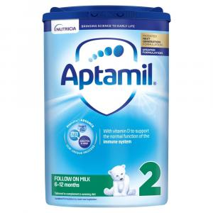 Aptamil 2 Follow On Powder From 6 Months