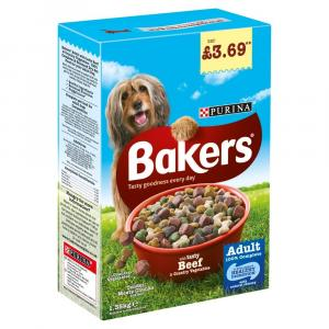 Bakers Beef & Vegetables PM £3.69