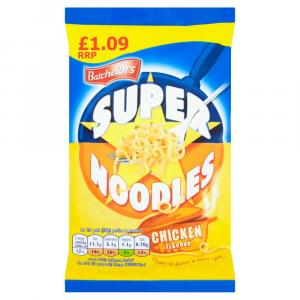 Batchelors Super Noodles Chicken PM £1