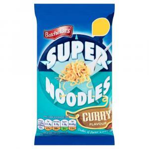 Batchelors Super Noodles Curry PM £1