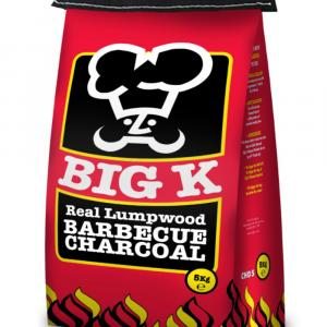Big K Lumpwood Charcoal 5kg