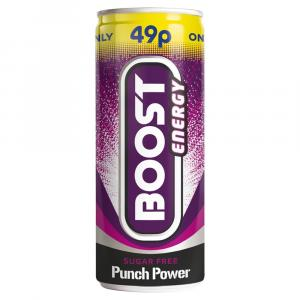 Boost Energy Punch Power PM 49p