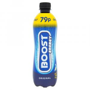 Boost Energy PM 79p / 12 for 10