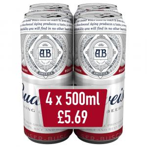 Budweiser PM £5.69