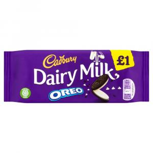 Cadbury Dairy Milk Oreo Bar PM £1