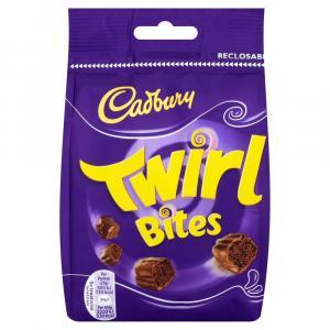 Cadbury Twirl Bites PM £1