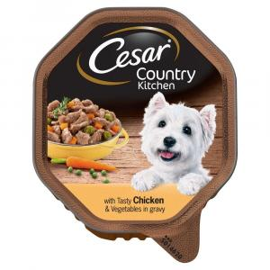 Cesar Chicken & Vegetables 2 For £1.30