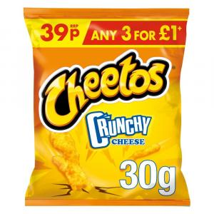 Cheetos Crunchy Cheese PM 39p