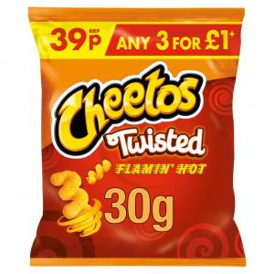 Cheetos Twisted Flamin Hot PM 39p