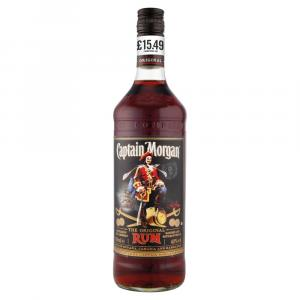 Captain Morgan Dark Rum PM £15.49