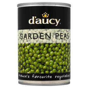 Daucy Garden Peas