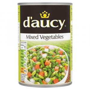 Daucy Mixed Vegetables