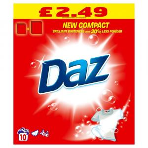 Daz Washing Powder Regular PM £2.49