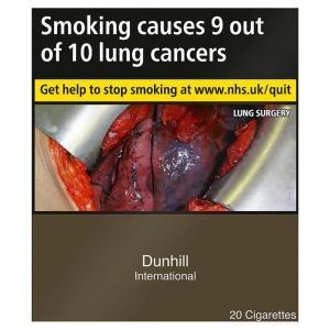 Dunhill International - Half Outer