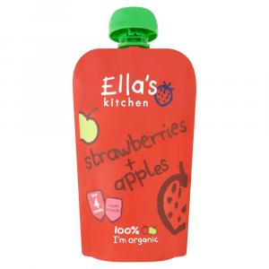Ella's Stage 1 Strawberry & Apple