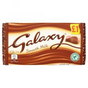 Galaxy Smooth Milk PM £1