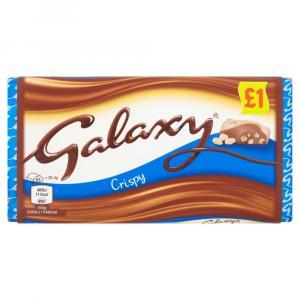 Galaxy Crispy PM £1