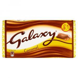 Galaxy Caramel PM £1