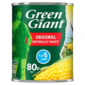 Green Giant Original Corn PM 80p