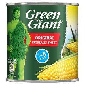 Green Giant Original Sweetcorn PM 99p