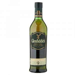 Glenfiddich Single Malt Scotch Whisky 12 Years Old