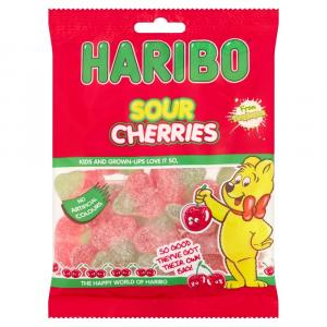 Haribo Sour Cherries