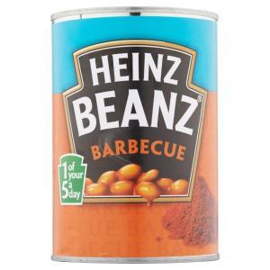 Heinz Baked Beanz Barbecue