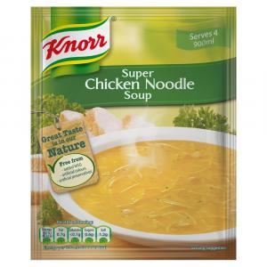 Knorr Super Chicken Noodle Soup