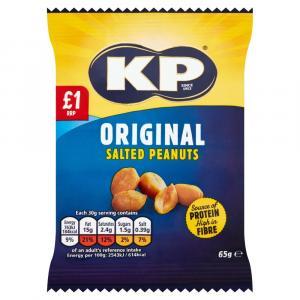 KP Original Salted Peanuts PM £1