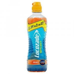 Lucozade Sport Orange PM £1.09 / 2 for £2