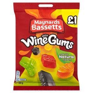 Maynards Wine Gums Bag PM £1