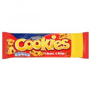 McVities Cookies Choc Chip PM £1
