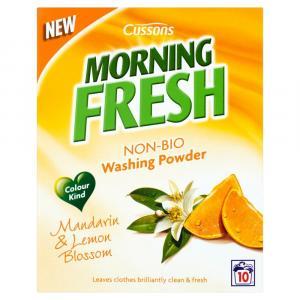 Morning Fresh Washing Powder Mandarin