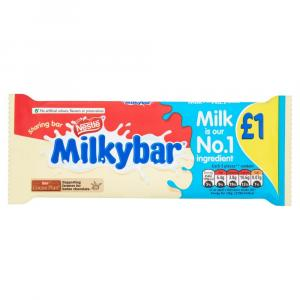 MilkyBar Block PM £1