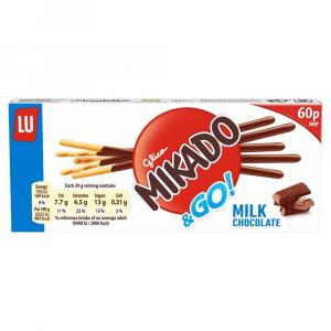 Mikado Milk Chocolate PM 55p