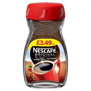 Nescafe Original PM £3.49