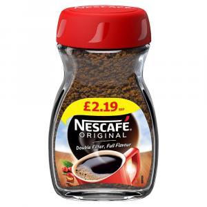 Nescafe Original PM £2.19