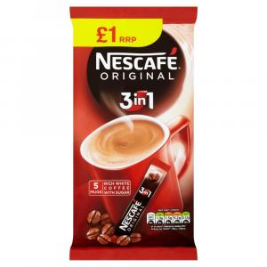 Nescafe 3in1 Original PM £1