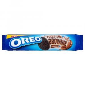 Oreo Cookies Brownie Batter