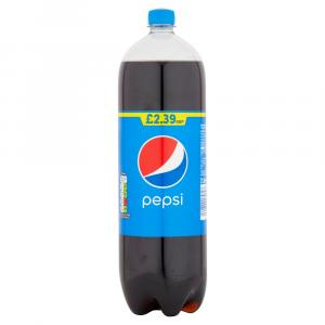 Pepsi Regular PM £2.39