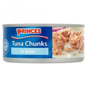 Princes Tuna Chunks in Brine