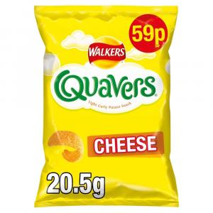 Walkers Quavers Cheese PM 59p