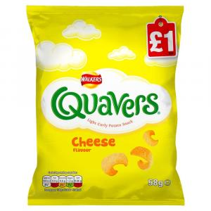 Quavers PM £1