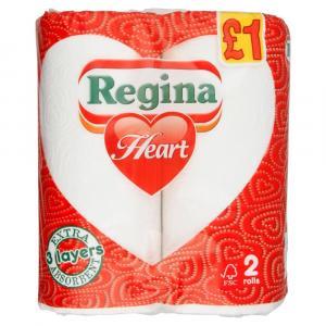 Regina Heart Kitchen Towels PM £1.25