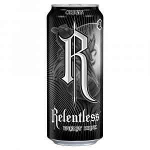Relentless Origin Energy Drink PM £1