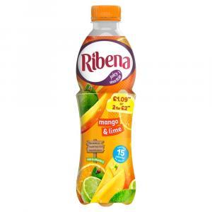 Ribena Mango & Lime PM £1.09 / 2 for £2