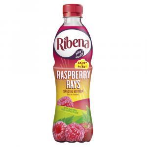 Ribena Raspberry Rays PM £1.09 / 2 for £2